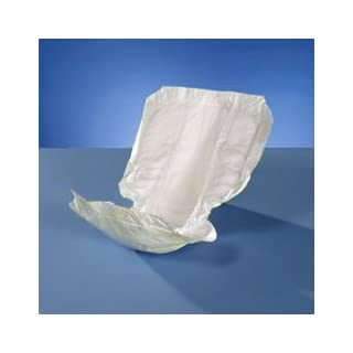***Bulk Saving*** Age UK MASP040 Super+ plus Maxi Absorb Large Shaped Pad Pack of 80 Incontinence aid