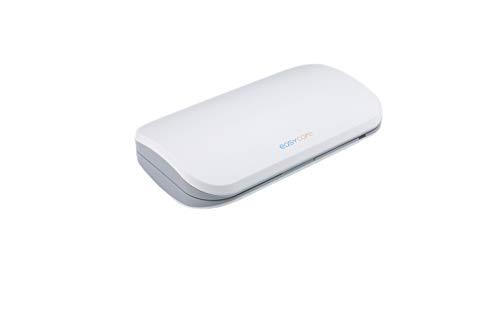 UV-Licht Telefon Sanitizer Desinfektion Für Baby Zahnbürste Schmuck Extractor Werkzeuge Kosmetik Unterwäsche,White (Zahnbürste Sanitizer Uv)