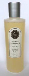 Shampoing aromathérapie Bio à la Camomille romaine Bio (250ml) by NHR Organic Oils