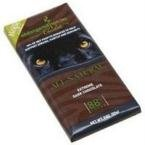 Endangered Species Ext Dark Chocolate Bar Black Panther (12x3 Oz) (Ext Bar)