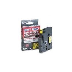 Brother Schriftbandkassette TZS631 12mm yell/black