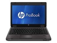 HP LY435EA#ABD ProBook 6360B 33,8 cm (13,3 Zoll) Laptop (Intel Core i5 2450M, 2,5GHz, 4GB RAM, 500GB HDD, Intel HD 3000, Win 7 Pro) schwarz