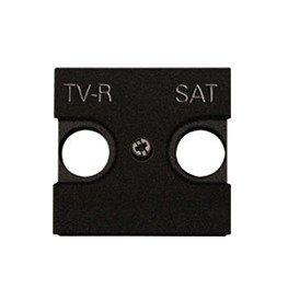 Niessen N2250.1 AN Tapa Toma TV-R/Sat, Antracita