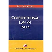 The Constitutional Law of India (in English)