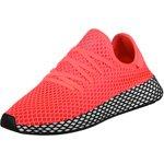 Bild von adidas Herren Deerupt Runner Fitnessschuhe, rot