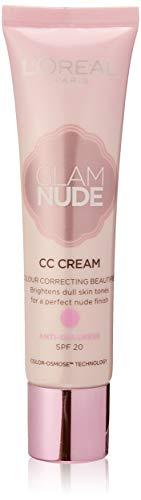 L'Oreal Nude Magique Anti Dullness CC Crème