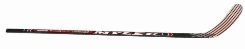 Mylec Dangler Composite/ABS Stick, Unisex, 108L, schwarz/rot, 60-inch