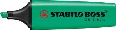 Turquoise LOT de 3surligneurs STABILO BOSS couleurs fluorescentes encre à base d'eau