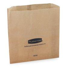 Rubbermaid Commercial Products RCP614100 cire Sacs-de plomberie Prise-250 Sacs-CT