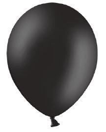 50 Luftballons schwarz Premiumqu...