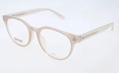 BOSS Hugo Damen Hugo Orange BO-0220-FIG-18-53-18-140 Brillengestelle, Beige, 50
