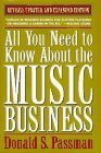 All You Need to Know about the Music Business by Donald S. Passman (1994-05-03)