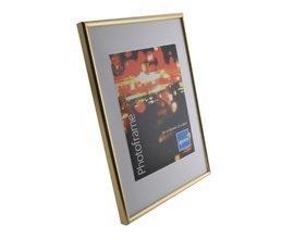 6Stück Qualität A4Zertifikat Foto-Rahmen mit Gold Grenze [21x 30cm] by Shop Inc -