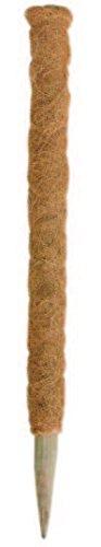 Verdemax 6697 35–45 cm Diamètre 90 Hauteur Piquet Support en fibre de noix de coco