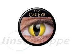ColourVue - Cateye- mit Dioptrien (Dioptrien: -06.00/Radius: 8.6/Durchmesser: 14)