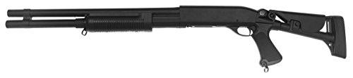 Airsoft cyma 353 -modelo largo- escopeta a muella (spring) . Calibre 6mm. Potencia 0,5 Julios