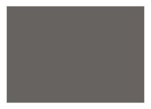 Artes Infinitas E4607 - Pack de 10 unidades Goma Eva Lisa, 40x60cm, color gris