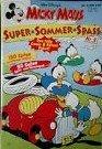 Micky Maus Sammelband - Super - Sommer - Spass Heft Nr. 3 mit 150 Seiten Comics + 30 Seiten Rätsel