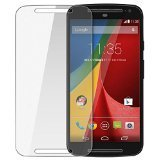 CEDO Toughened Tempered Glass Screen Protector for Moto G3 3rd Generation and Moto G Turbo