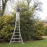 Henchman Platform Tripod Ladder - 6 foot