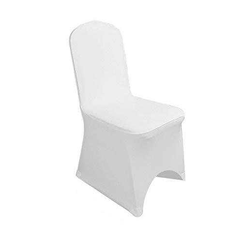 unho 1 Stück Universell Stuhlhussen, Stuhl Husse Stretch Stuhlbezug Stuhlüberzug für Haus Hochzeit Dekoration
