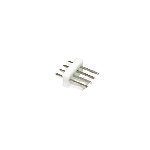 20x MX-47053-1000 Socket wire-board KK 254 male PIN4 straight THT tinned MOLEX -