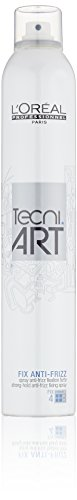 Haar-produkte Frizz (Loreal Tecni. Art Fix Anti-Frizz 400 ml, 1er Pack (1 x 400 ml))