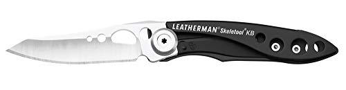 Leatherman 832385 SKELETOOL KB Multitool, Schwarz