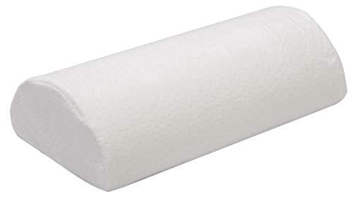 Pikolin Home - Viskoelastisches Bein Kissen, waschbarer Bezug, mittlere Festigkeit, 20 x 40 cm, Höhe 10 cm