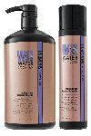 Tressa Watercolors Violet Washe Shampoo Maintains and Enhances Haircolor 8.5 fl. oz NEW PACKAGING! by Tressa