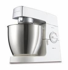 Kenwood km336s–Robot de cuisine (Argent, Acier Inoxydable)