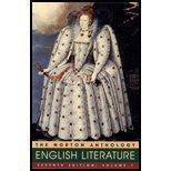 1: Norton Anthology of English Literature