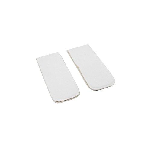2 absorbants en Coton Biologique pour couche lavable Hamac