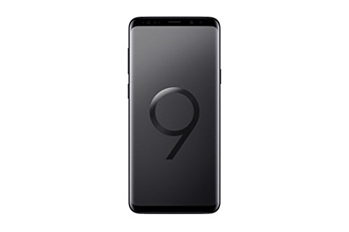 "Foto Samsung Galaxy S9+ Smartphone - Nero (Midnight Black), Display 6.2"", 64 GB espandibili, Dual SIM [Versione Italiana]"