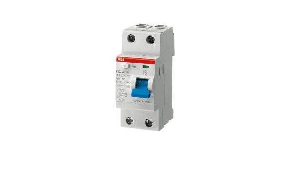 N ds941/C32/30/mA AC 32/Amp/ères ABB EB 044/2/AEG Interrupteur magn/étothermique diff/érentiel 4,5/kA 1P