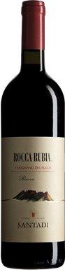 1 bottiglia x 0.75 l - Carignano del Sulcis Doc Rocca Rubia, Cantina Santadi. Vino rosso sardo a base Carignano