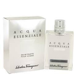 Acqua Essenziale Colonia Eau De Toilette Spray By Salvatore Ferragamo (Salvatore Ferragamo-spray)