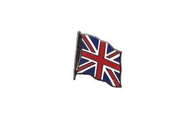 Digni Pin's (épinglette) Drapeau Royaume-Uni - 2 x 2 cm