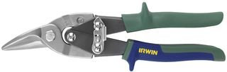 AVIATION SNIPS, RIGHT & STRAIGHT 10504310N By IRWIN INDUSTRIAL TOOL - Tools Aviation Snips