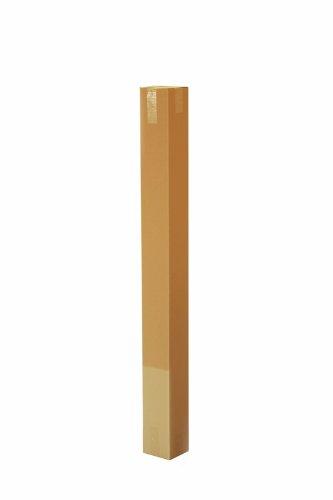 Haga® Carton pliable Carton d'expédition carton d'emballage 15 cmx15cmx120 cm 50 St.