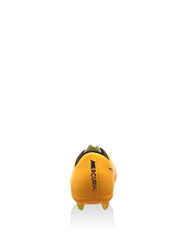 Nike ,  Jungen Fußballschuhe Orange - Orange - laser orange/white-black-volt