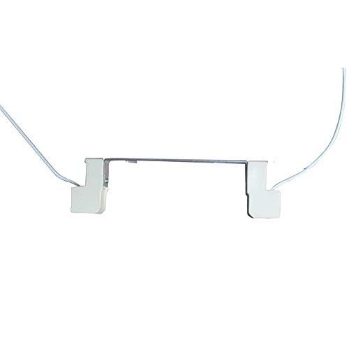 Matedepreso R7S Lampenfassung Lampenfassung Lampe Base Anschluss Metall Keramik Griff für Flutlicht - Wie Bild Show, 135mm - Base Metall-halogen-lampe