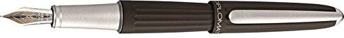 diplomat-aero-finitura-metallica-penna-stilografica-con-pennino-medio-colore-marrone