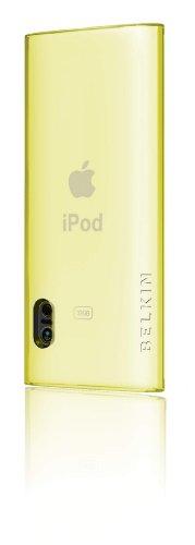 Belkin Grip TPU für Apple iPod Nano 5G zitronengelb