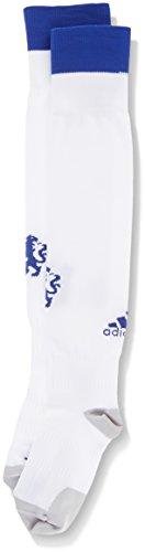 adidas Chelsea H   3Rdsock - Socks  Man  color White Blue  size 1