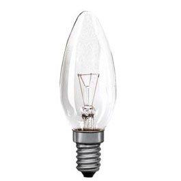 Paulmann Kerzenlampe 15W E14 Klar von Paulmann bei Lampenhans.de