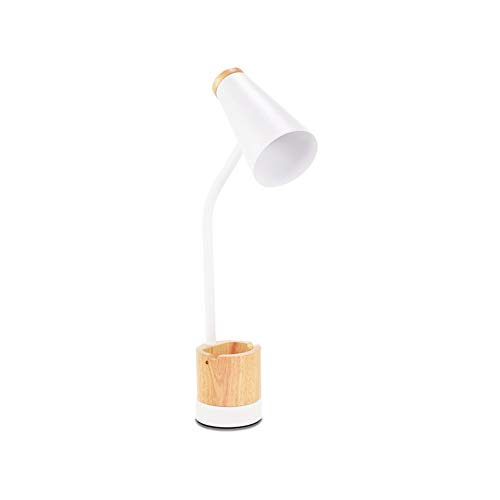 Barrel Lampe (YU-K Usb-pen barrel Lampen minimalistischen Auge Schreibtisch student Eintritt Tischlampen Tischlampen, 8 * 44 cm Falz)