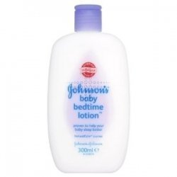 THREE PACKS of Johnsons Baby Bedtime Lotion 300ml [Personal Care] by Johnson's