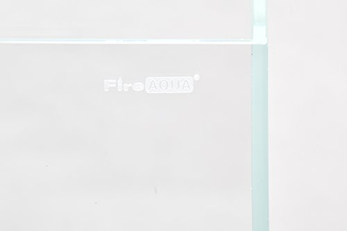 Set FireAqua 65 Liter Rechteck Aquarium Weißglas weiß - 3