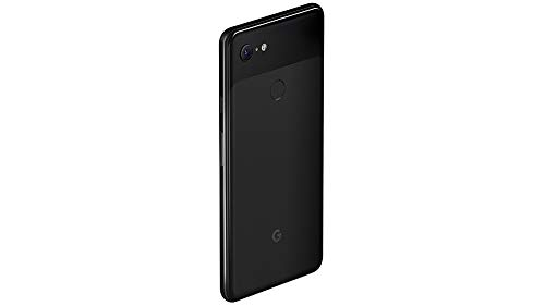 Google Pixel 3 XL (Just Black, 4GB RAM, 64GB Storage)